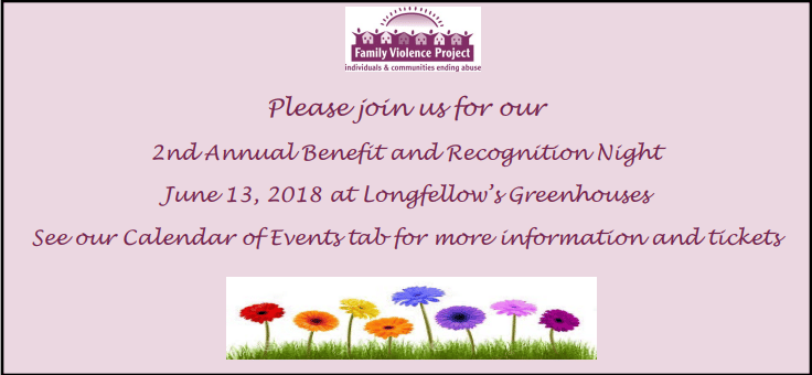 2nd Annual Benefit and Recognition Night